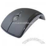 2.4G Foldable RF Wireless Optical Mouse