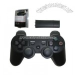 2.4G Wireless Dual Shock Controller for PS3 Game Accessories