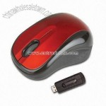 2.4G Wireless Optical Wheel Mice