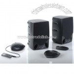 2.4GHz Wireless Speakers