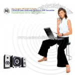 2.4ghz Wireless Notebook (Laptop) Speaker