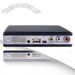 2.5 Inch HDD Media Player with LAN and TV Record