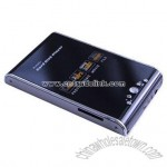 2.5inch HDD Media Player Supporting Divx