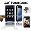 2.8 inch TFT Screen Mp4 player