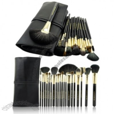 20 Pcs Professional Premium Cosmetic Makeup Brushes Set With Pouch