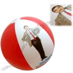 20-inch Inflatable Beach Balls with 6 Panels