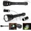 200m Long Range Tactical Flashlight