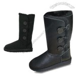 2010 EVA Snow Boot with 1873 Bailey Button Triplet