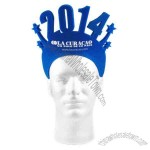 2014 Foam New Years Eve Pop-up Visor