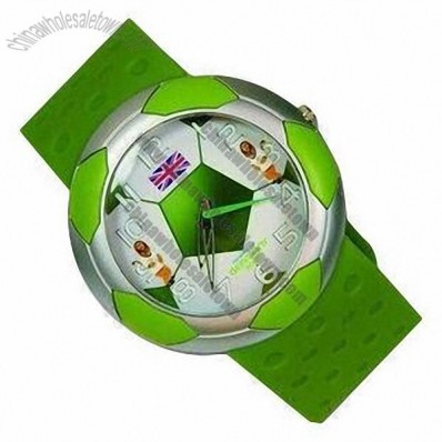 2014 World Cup Silicone Watch