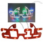 2015 LED Light Flash Glasses