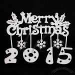 2015 Merry Christmas Stickers