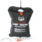 20L Leftover Camp Shower Bag