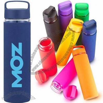 20Oz. Lulumax Glass Sports Bottle