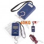 20g-40Kg  Hanging Luggage Fishing Digital weight scale