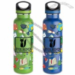 20oz Full Color Basecamp Tundra Custom Water Bottles