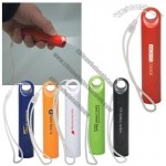 2200mAh Brighton Power Bank with Flashlight