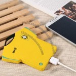 2200mAh T-Shirt Shaped Power Bank