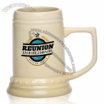 22oz Ceramic Stoneware Beer Tankard Mugs