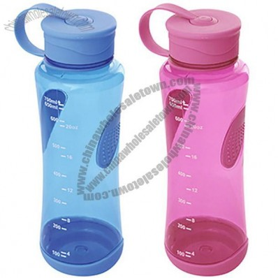 22oz Gripper Sports Bottle