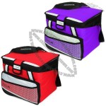 24 Can Zipperless HardBody Cooler Bag