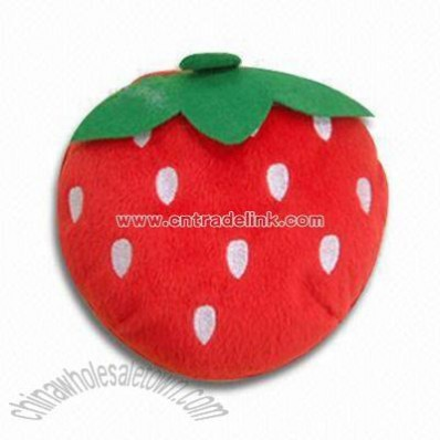 24 Pieces Strawberry Shaped CD Holder