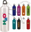 24 oz Sierra Colorific Aluminum Sports Bottle