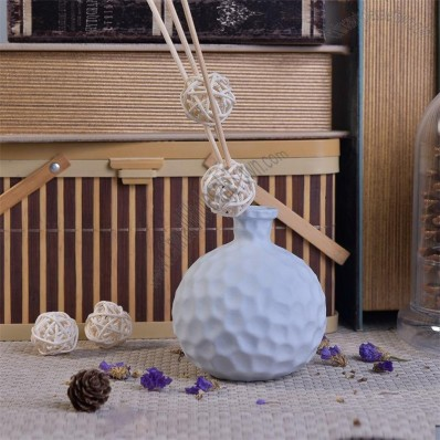 240ml Golf Ball Aroma Ceramic Reed Diffuser Bottles