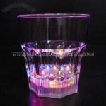 240ml Whisky Glass with 5 Flashing LED Lights