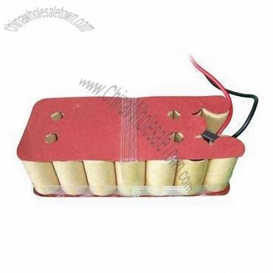 24V 4500mAh Ni-MH Rechargeable Battery Pack
