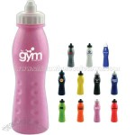 24oz . Super Squeeze Action Sports Water Bottle