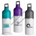 25 oz. Two-Tone Aluminum Water Bottles