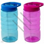 25oz Compact Water Bottle With Straw