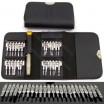 25pcs Portable Wallet Precision Screwdriver Set