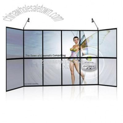 2*6 Panel display,with KD board