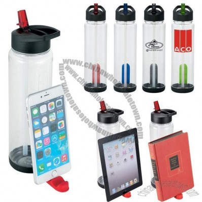 26 oz. Tritan Sports Bottle with Cellphone Holder