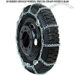 28 Series Single Wheel Truck Snow Chain With V-Bar