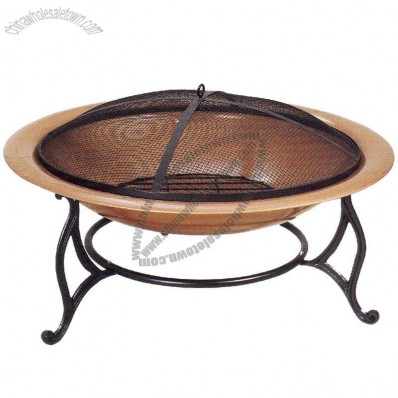 29 Inch Outdoor Fire Pit