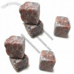 2cm Red Whisky Stone