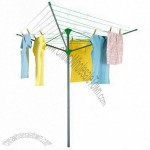 3 Arms Steel Rotary Dryer/Clothes Dryer