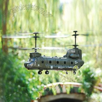 3 Channel Middle Size Chinook Helicopter Toy