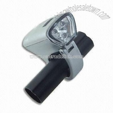 3-LED Bicycle Light