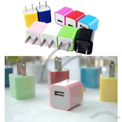 3 Pack Mini USB Wall Chargers