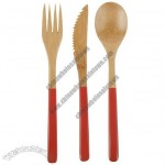 3 Piece Modern Cutlery Set