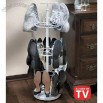 3 Tier Shoe Carousel
