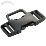 3 Way plastic buckle for baby stroller