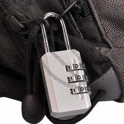 3-digit Zinc Alloy Convenient and Practical Combination Lock