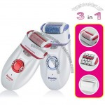 3 in 1 Foot Callus Shaver Epilation Callus Remover
