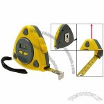3 in 1 Multifunction Tape Measure