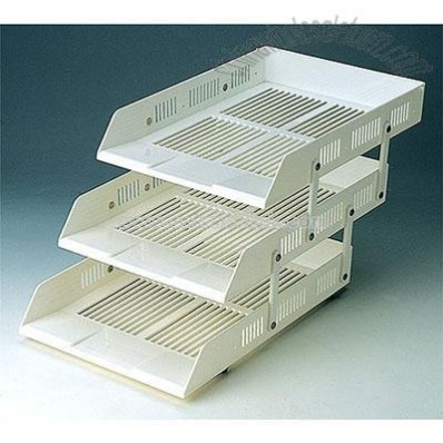 3 layer movabel File Tray